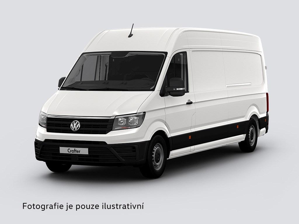 Volkswagen Crafter - skříňový vůz 2,0TDI Nový - Dlouhý rozvor