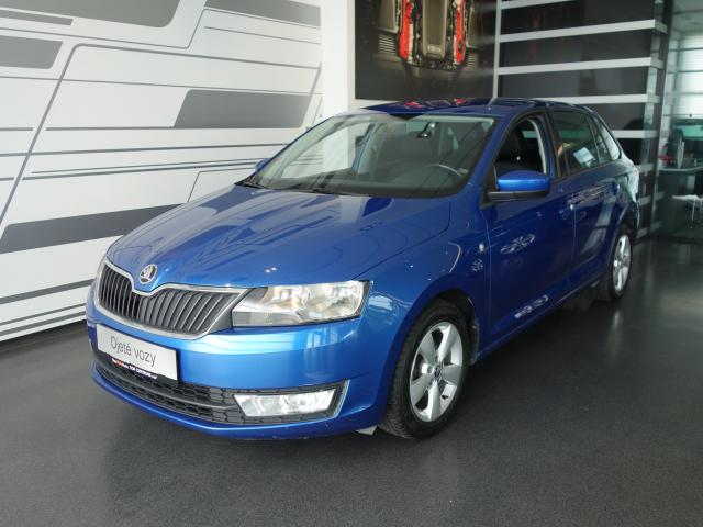 ŠKODA Rapid Spaceback 1,2 TSI (63kW/86k) Ambition Fresh