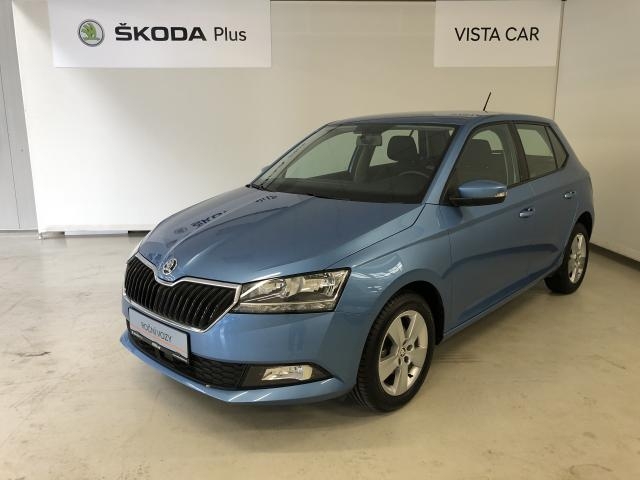 ŠKODA Fabia 1,0 TSI / 70 kW Ambition Plus