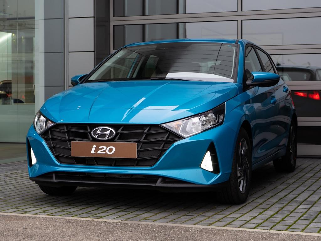 Hyundai i20 NOVÁ 1,2i COMFORT CLUB