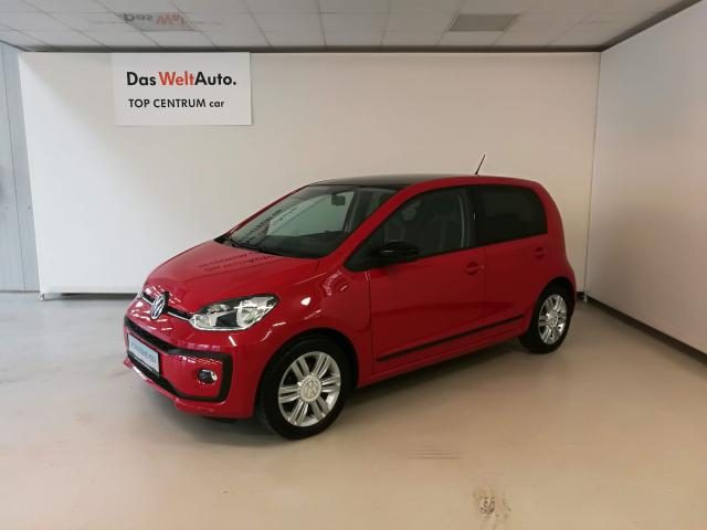 Volkswagen up! 1,0 MPi / 55 kW High up