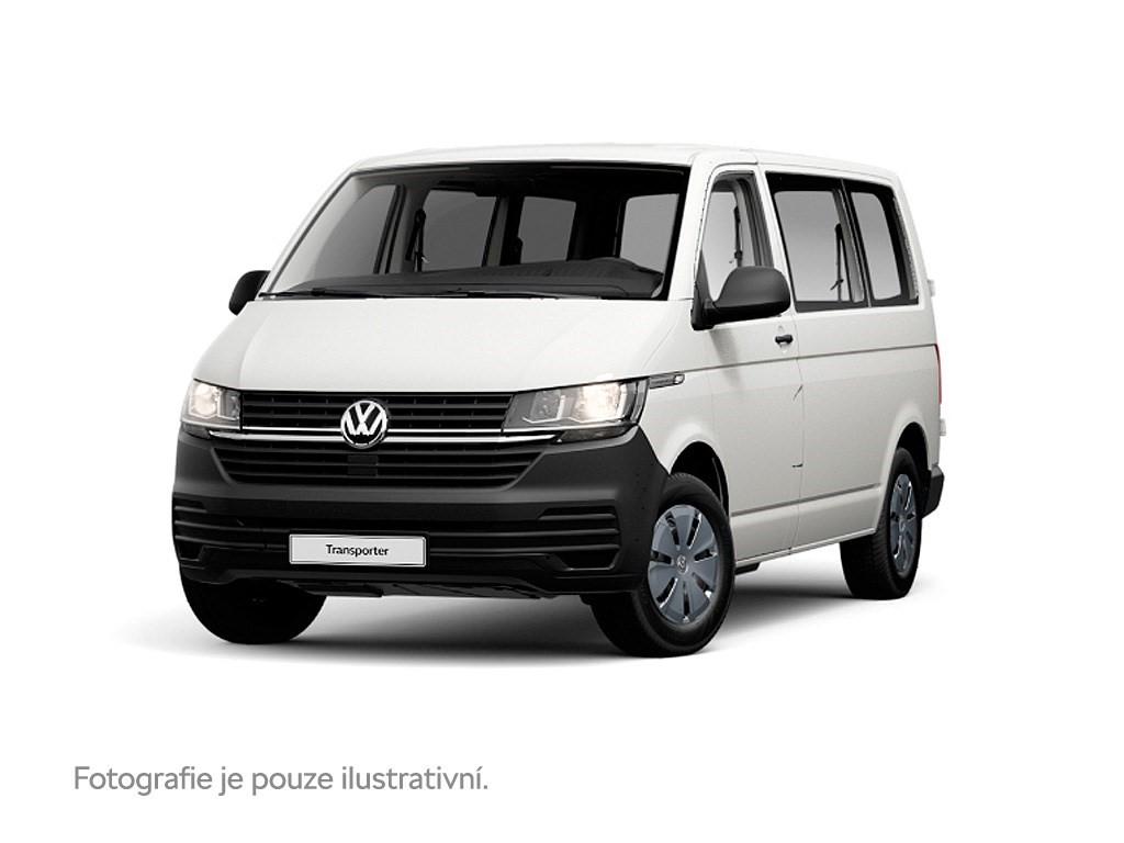 Volkswagen Transporter Kombi 2,2 TDI T6.1 krátký rozvor