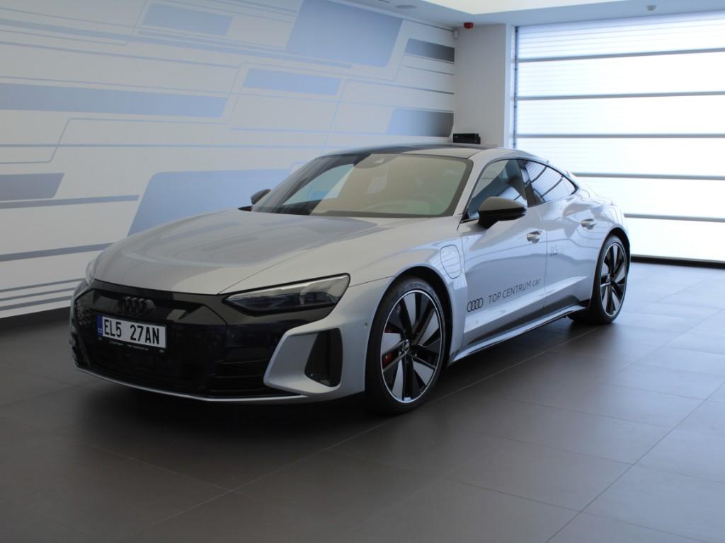Audi e-tron GT  RS quattro (440kW/598k) Automatik