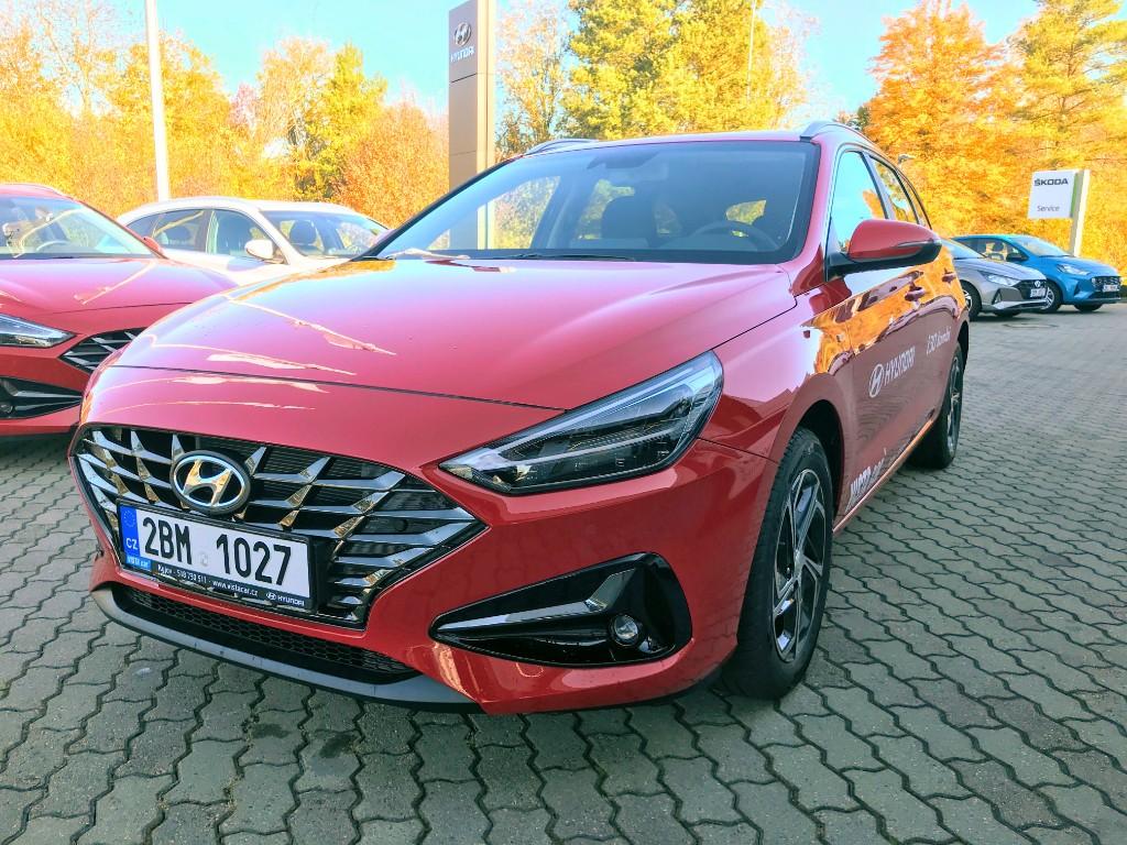 Hyundai i30 kombi 1,5 T-GDI SMART